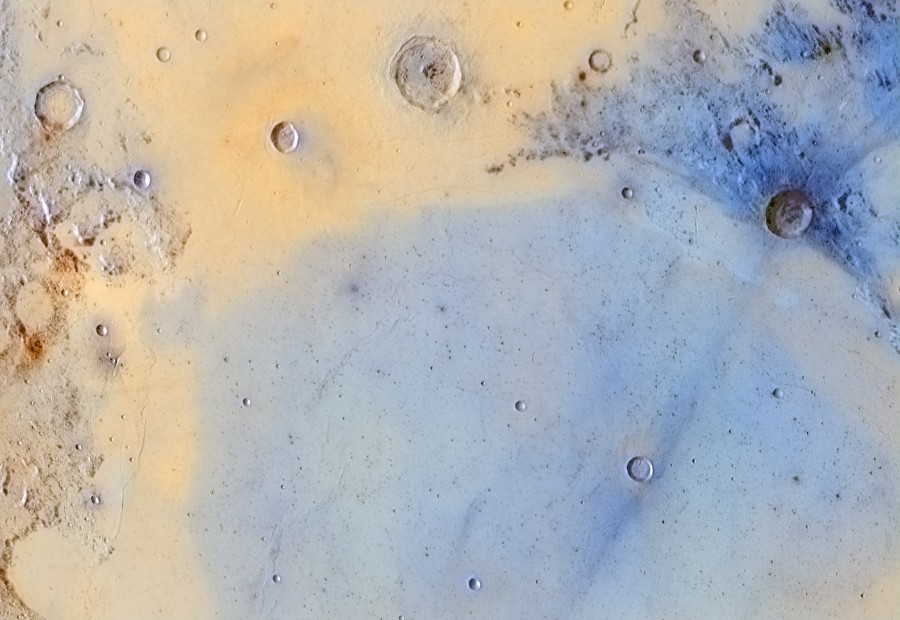 201810 Inverted Colours of the Boundary between Mare Serenitatis and Mare Tranquilitatis Jordi Delpeix Borrell